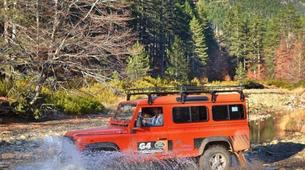 4x4-Plovdiv-Jeep excursion to the Strandzha Mountain-2
