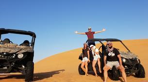 Quad biking-Dubai-Sunrise Dune Buggy Excursion in the Red Desert-1