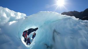 Helicopter tours-Franz Josef Glacier-Helicopter Tour & Ice Climbing on Franz Josef Glacier-4