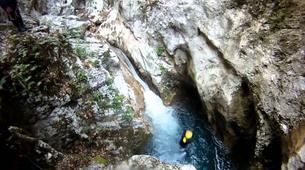 Canyoning-Durmitor National Park-Canyoning at Nevidio Gorge in Durmitor National Park-4