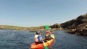 Seekajak-County Clare-Sea Kayaking Excursion in Kilkee Bay-1