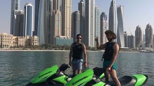 Jet Skiing-Dubai-Jet Ski Tour in Dubai-4