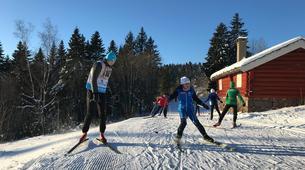 Cross-country skiing-Oslo-Cross-country skiing beginner courses near Oslo-1