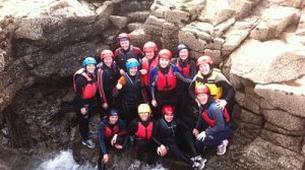 Coasteering-County Clare-Coasteering in Kilkee Bay-2