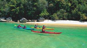 Sea Kayaking-Abel Tasman National Park-Day Kayaking Tour in Torrent Bay-2