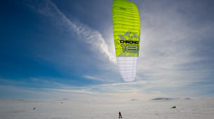 Snowkite-Hardangervidda National Park-Beginner Snowkiting Courses in Hardangervidda National Park-2