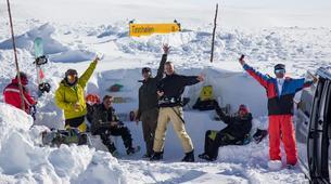 Snowkite-Hardangervidda National Park-7 Day Snowkiting Trip in Hardangervidda National Park-4