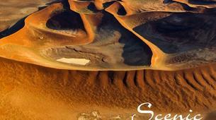 Scenic Flights-Swakopmund-Scenic flight over Sossusvlei sand dunes, from Swakopmund-6