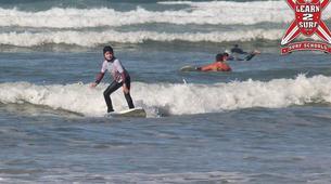 Surfing-Knysna-Learn to Surf in Buffels Bay, Knysna-3