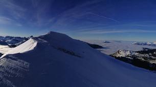 Ski touring-Flaine, Le Grand Massif-Ski touring excursion in Flaine, Grand Massif-8