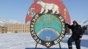 Snowmobiling-Svalbard-Pyramiden & Glacier Snowmobile Excursion in Svalbard-6