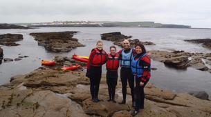 Seekajak-County Clare-Sea Kayaking Excursion in Kilkee Bay-6