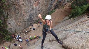 Rock climbing-Lisbon-Climbing and hiking in Arrabida Natural Park near Lisbon-3
