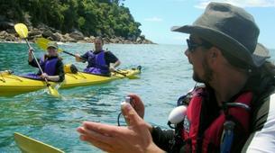 Sea Kayaking-Abel Tasman National Park-Cruise and Kayaking from Medlands Beach to Kaiteriteri-1