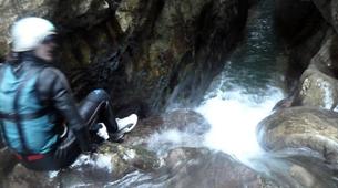 Canyoning-Durmitor National Park-Canyoning at Nevidio Gorge in Durmitor National Park-5
