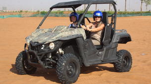 Quad biking-Dubai-Sunset Dune Buggy Excursion in the Red Desert-1