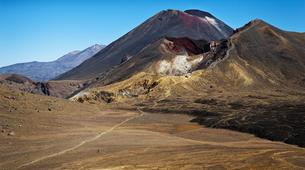 Glacier hiking-Taupo-Tongariro Crossing equipment rental and shuttle-4