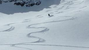 Ski Hors-piste-Flaine, Le Grand Massif-Skier à 100 km/h à Flaine, Grand Massif-6