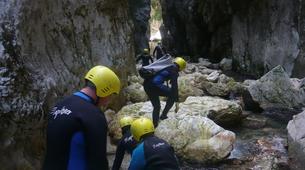 Canyoning-Durmitor National Park-Canyoning at Nevidio Gorge in Durmitor National Park-1