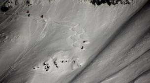 Backcountry Skiing-Flaine, Le Grand Massif-Backcountry skiing and snowboarding day trip in Flaine, Grand Massif-2