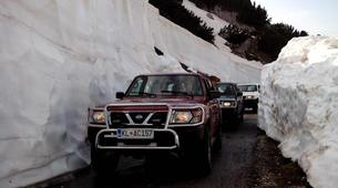 4x4-Durmitor National Park-Winter 4x4 Safari in Durmitor National Park-1