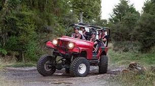 4x4-Rotorua-Monster Truck Ride in Rotorua-6