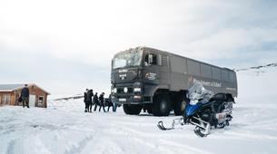 Snowmobiling-Gullfoss-Snowmobile Tour on Langjokull Glacier in Gullfoss-1