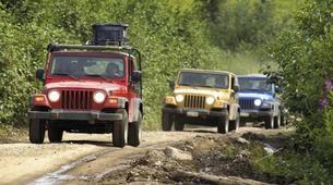 4x4-Plovdiv-Jeep excursion to the Strandzha Mountain-6