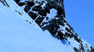 Ski Hors-piste-Flaine, Le Grand Massif-Skier à 100 km/h à Flaine, Grand Massif-2