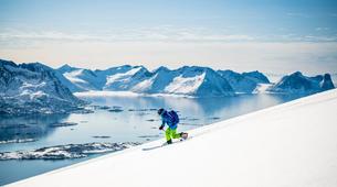 Ski de Randonnée-Tromsø-Ski & Sail Tour on the Arctic Haute Route-4