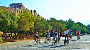 Mountain bike-Athens-Bike tour around Acropolis, Athens-1
