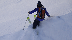 Backcountry Skiing-Verbier-Backcountry skiing day trip in Verbier-1