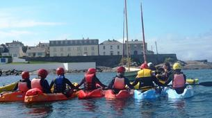 Seekajak-County Clare-Sea Kayaking Excursion in Kilkee Bay-3