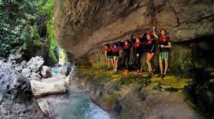 Canyoning-Cebu-Canyoning at Kawasan Falls in Cebu-3