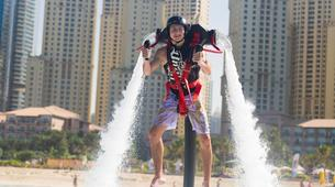 Flyboard / Hoverboard-Dubai-Jetpack Lesson from Dukes the Palm, Dubai-1