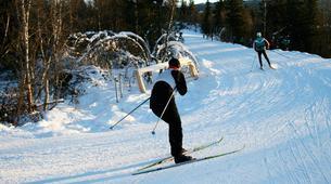 Cross-country skiing-Oslo-Cross-country skiing beginner courses near Oslo-6