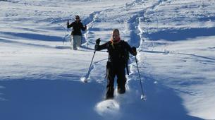 Snowshoeing-Morzine, Portes du Soleil-Snowshoeing excursion in Morzine, Portes du Soleil-6
