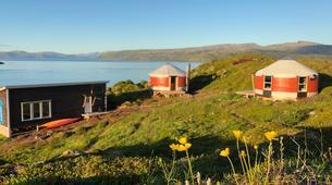 Kayak de mer-Tromsø-Summer Kayaking with Arctic Camp, near Tromsø-6