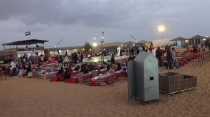 Quad biking-Dubai-Sunset Dune Buggy Excursion in the Red Desert-4