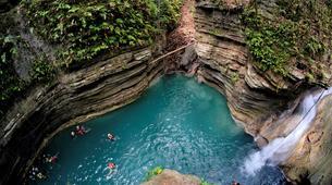 Canyoning-Cebu-Canyoning at Kawasan Falls in Cebu-1