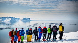 Ski de Randonnée-Tromsø-Ski & Sail Tour on the Arctic Haute Route-2