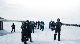 Snowmobiling-Gullfoss-Snowmobile Tour on Langjokull Glacier in Gullfoss-3