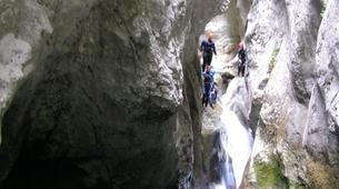 Canyoning-Durmitor National Park-Canyoning at Nevidio Gorge in Durmitor National Park-3