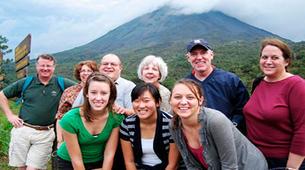 Hiking / Trekking-Arenal Volcano National Park-Hiking in Arenal Volcano National Park-4