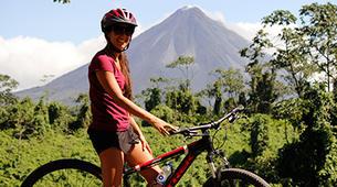 Mountain bike-Arenal Volcano National Park-Mountain Biking in Arenal Volcano National Park-1