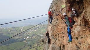 Via Ferrata-Malaga-Via Ferrata Excursion at Casares near Malaga-6
