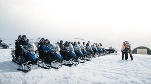 Snowmobiling-Gullfoss-Snowmobile Tour on Langjokull Glacier in Gullfoss-2