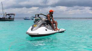 Jet Skiing-Zanzibar-Jet Ski safari to Mnemba Island-4