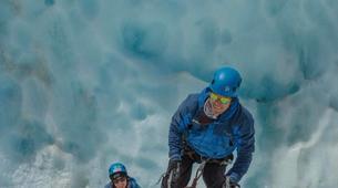 Helicopter tours-Franz Josef Glacier-Helicopter Tour & Ice Climbing on Franz Josef Glacier-1
