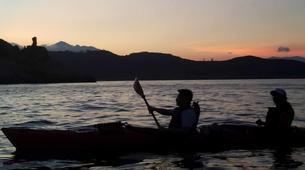 Sea Kayaking-Hong Kong-Night Sea Kayaking in Cheung Chau-3